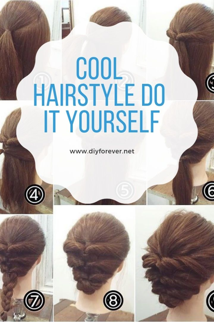 Cool Hairstyle Do It Yourself Cool Hairstyles Hair Styles Cool
