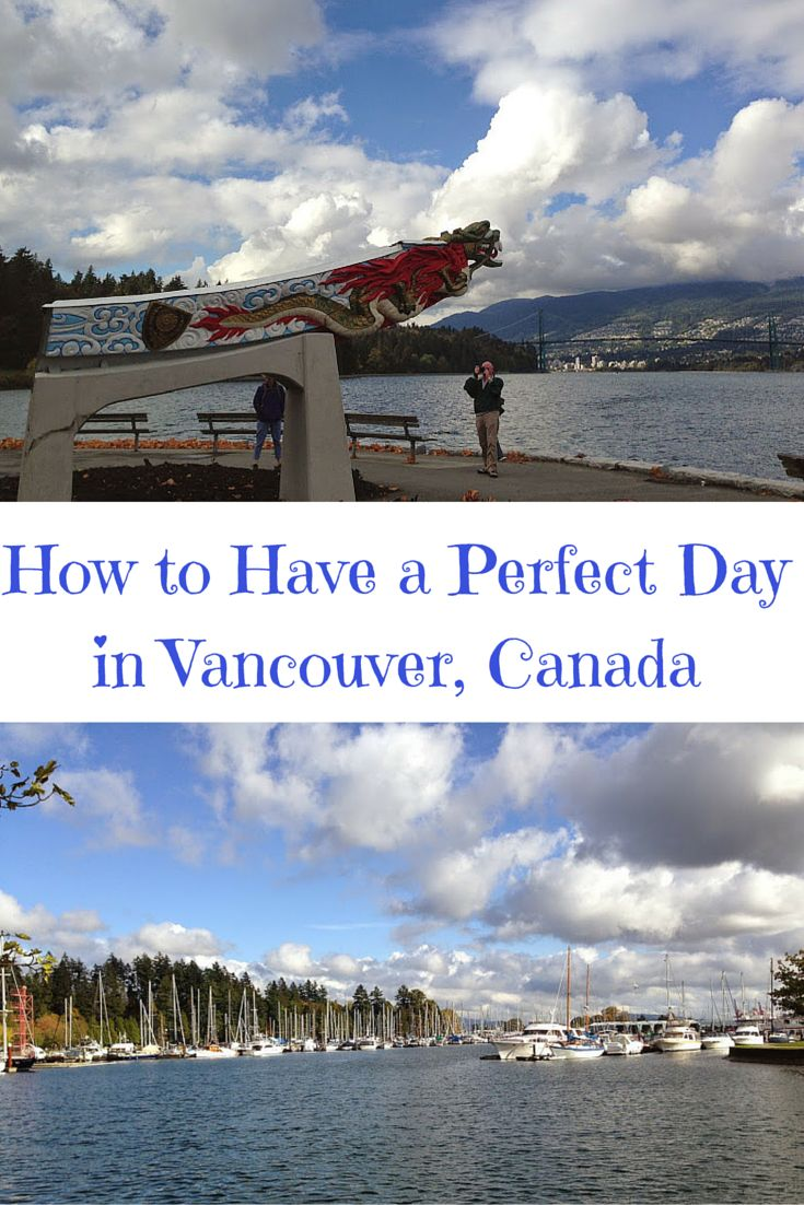 A Perfect Vancouver Travel Itinerary