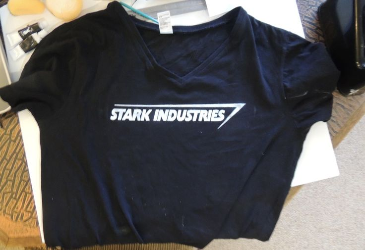 Stark Industries - handmade