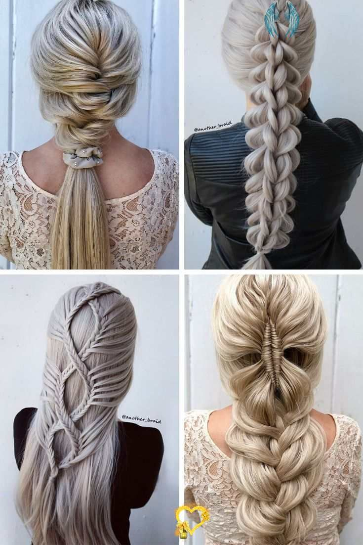 Braid Hairstyles Br I 2020