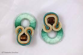 Resultado de imagen para soutache earrings