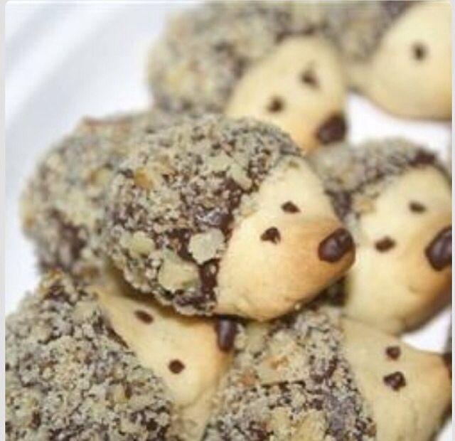 Porco espinho cookie