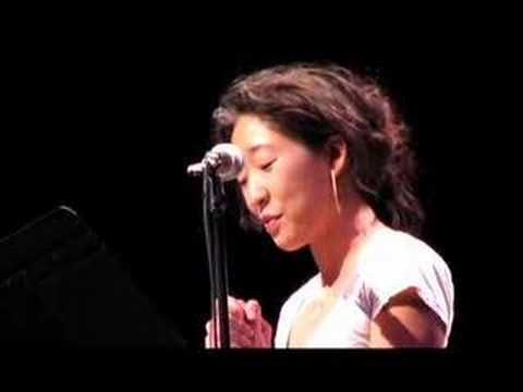 Actress Sandra Oh reads the speech given by Yuri Kochiyama who was held in a Japanese internment camp during WWII. Part of a reading from Voices of a People'...