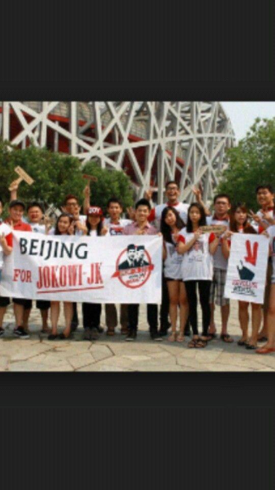 beijing for Jokowi