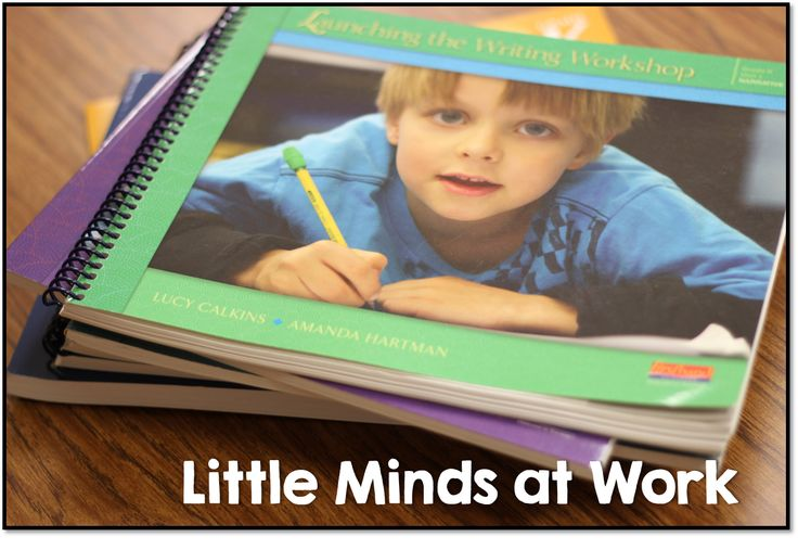 lucy calkins writing workshop kindergarten Writer's workshop mini lesson for kindergarten  writer's workshop lesson-lucy calkins - duration:  lucy calkin's writing approach:.