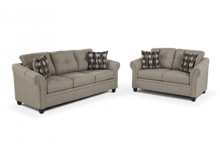 Pandora Sofa & Loveseat Living Room Sets