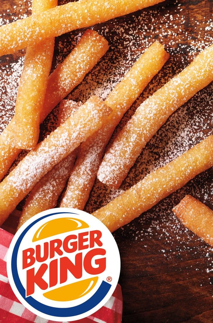 Burger kings new funnel cake fries have us feeling just