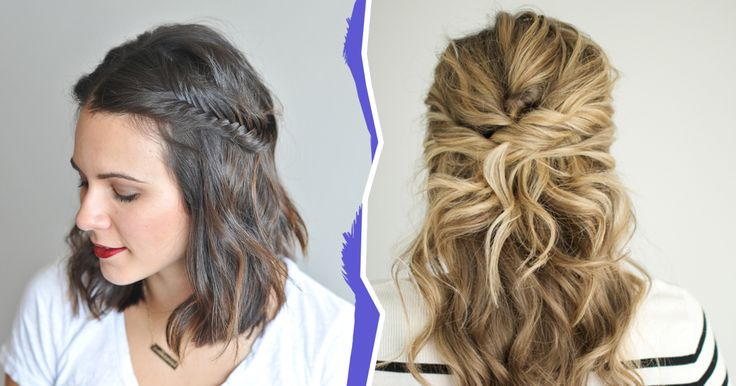 2nd and 3rd day hair styles