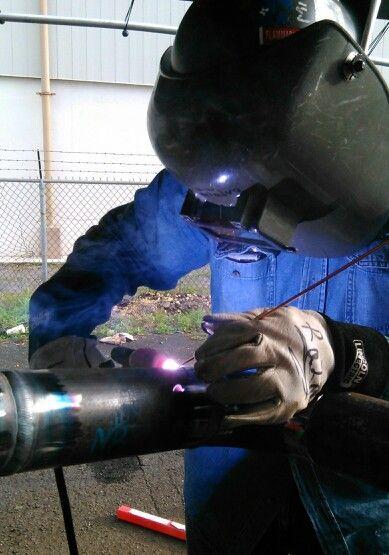 Kaly pipe welder in UPSi pipe welders Pinterest - welder job description