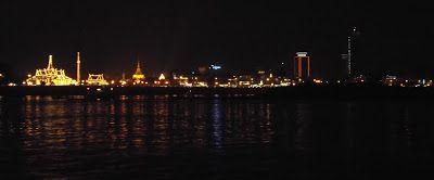 PP skyline A Tour Around PP Sights http://jouljet.blogspot.com/2013/01/a-tour-around-pp-sights.html #Cambodia #PhnomPenh #travel