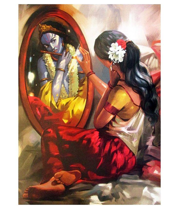 Posterskart-Multicolour-Krishna-Flute-Poster-72256520-10da6e16-9a89-4a6d-93b6-c991952ea07f.jpg (850×995)