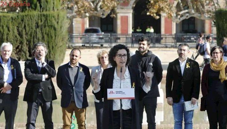 El Tribunal Supremo estudia imputar Marta Rovira por el 1-O