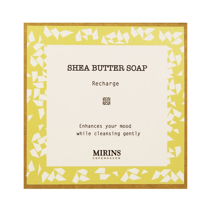 Aromatherapy Shea Butter Soap Recharge