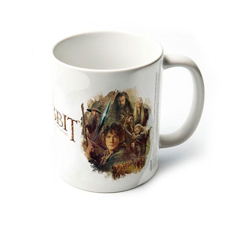 Hobbit Pustkowie Smauga Obsada - kubek