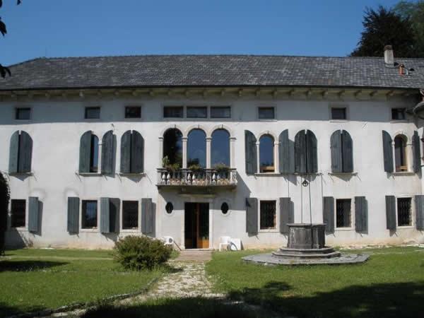 Villa veneta Belluno Dolomiti Veneto Italia