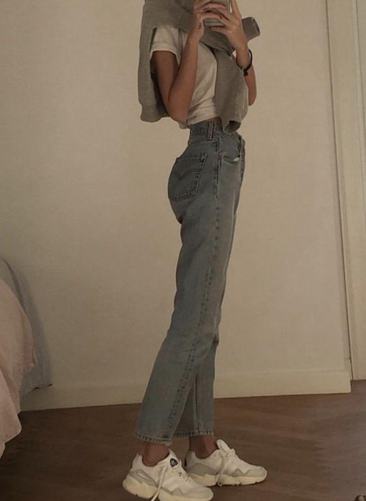 Levi Dad Jeans