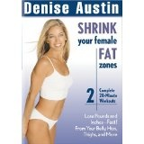 Shrink Your Female Fat Zones (DVD)By Denise Austin