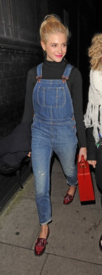 fitted overalls in london...pixie lott