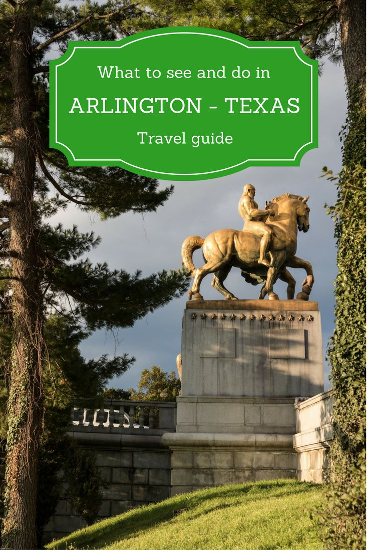 Top Attractions in in Arlington, Texas