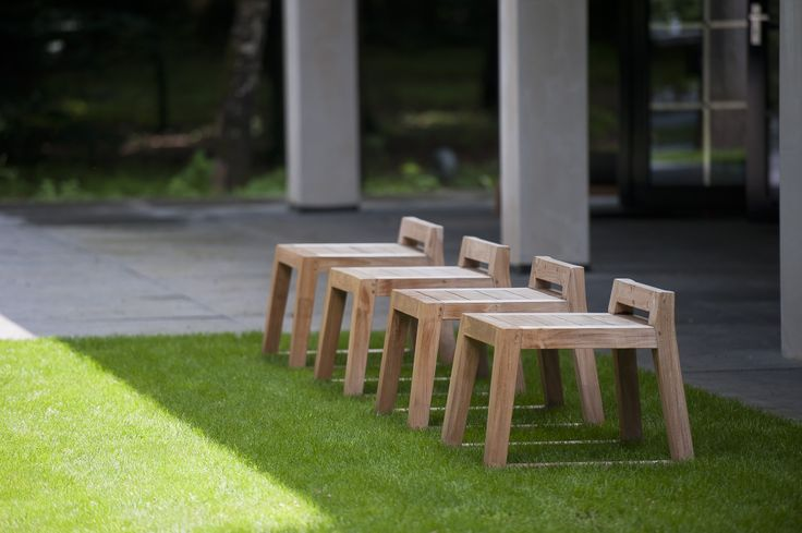 Design Kruk / Stoel I ROYAL DESIGN Outdoor Furniture