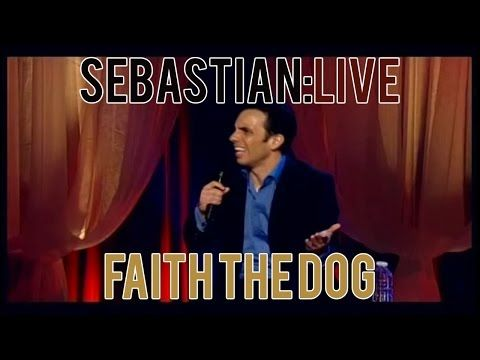 Faith the Dog | Sebastian Maniscalco: Sebastian Live - YouTube