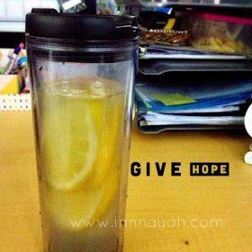 Innnayah: Manfaat Sebutir Lemon Untuk Seluruh Tubuh