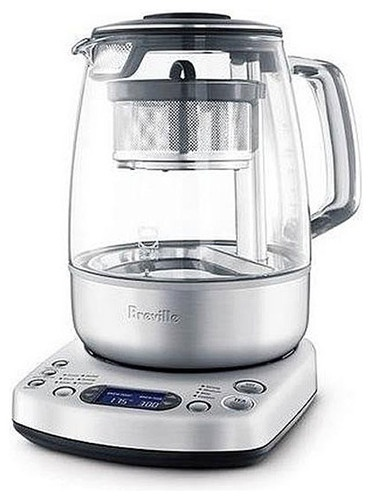I use this everyday - best tea maker! Breville One-touch Tea Maker contemporary coffee makers and tea kettles