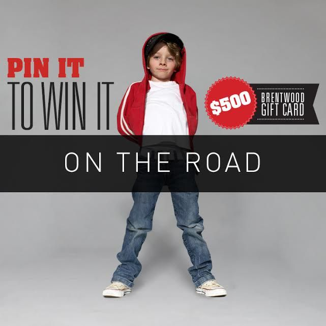Pin your favourite back to school style for a chance to win a $500 Brentwood Gift Card. More info here: bit.ly/1qnxhR9