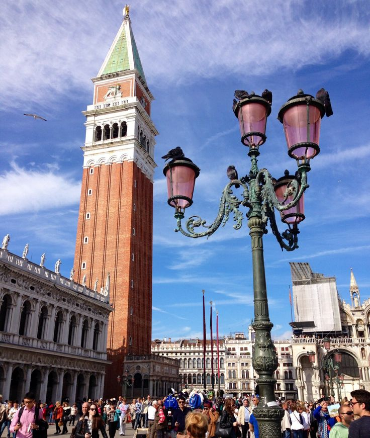 Piazza San Marco/ St Mark's Square, Italy & What to do while in Venice.