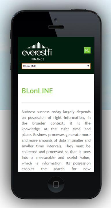 """Being mobile means being responsive. Our new website offers full responsive design features. Try it for yourself Emotikon smile ------------------------------------------------------------ Bycie """"mobile"""" oznacza bycie """"responsive"""". Nasza nowa strona www została przygotowana do pracy na urządzeniach mobilnych. Sprawdźcie sami"""