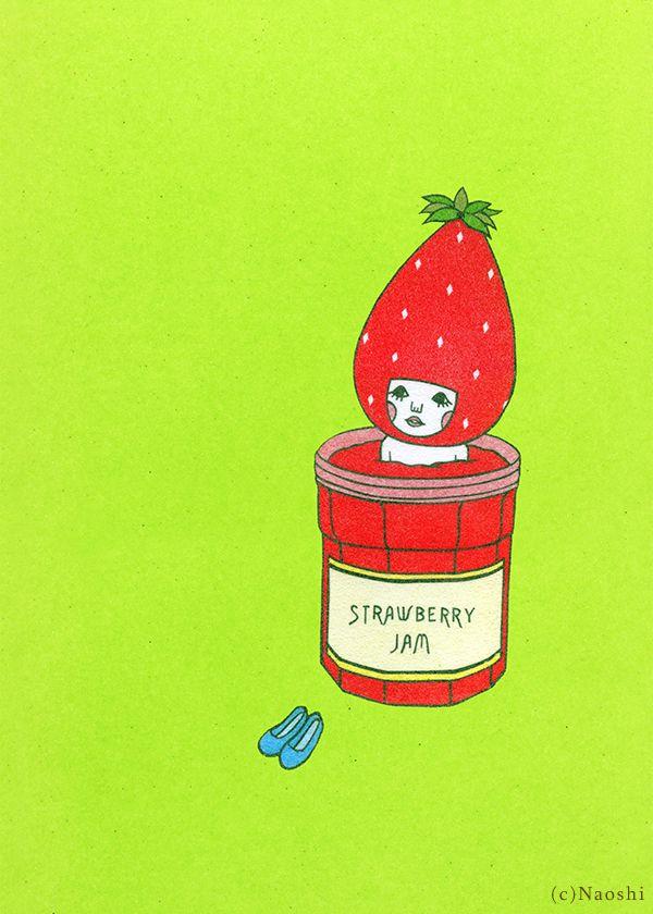 Strawberry jam ~ Naoshi