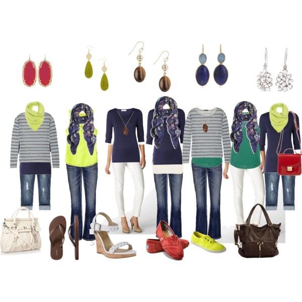 Spring wardrobe maybe...