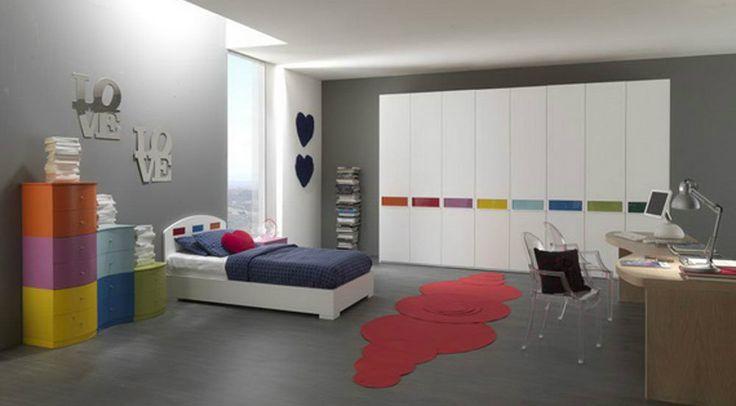 Moderne spavaće sobe za tinejdžere Dečija soba Pinterest - minecraft schlafzimmer modern