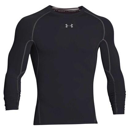 Under Armour Men's HeatGear Armour Long Sleeve Compression Top