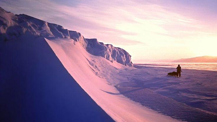 Storfjorden - tabular berg with drifts