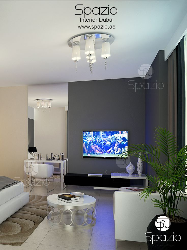 Luxury master bedroom interior design for a modern Arabic house, apartment  or villa in Dubai. Find out the price per square meter on our web site.