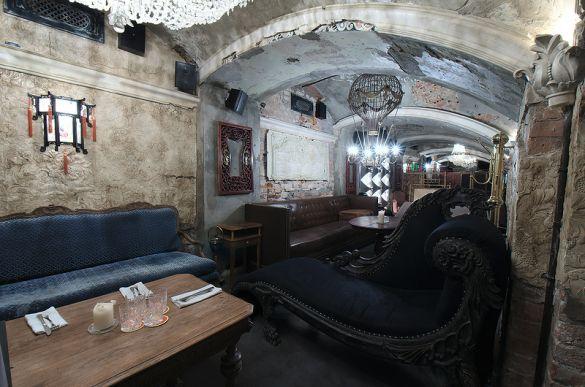 Mendeleev Bar (20/1 Ulitsa Petrovka,