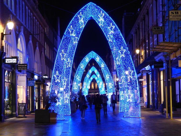 christmas lights london # 28