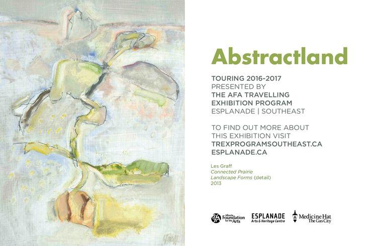 Abstractland - TREX Region 4 Exhibition