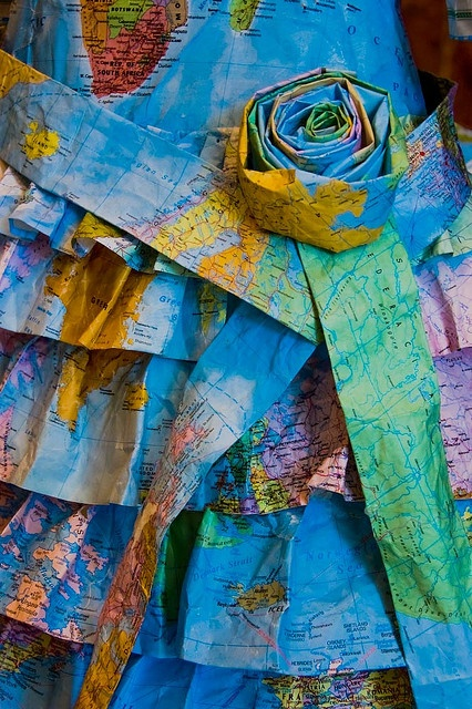 Susan Stockwell - Paper Tigers by pineapplebun, via Flickr