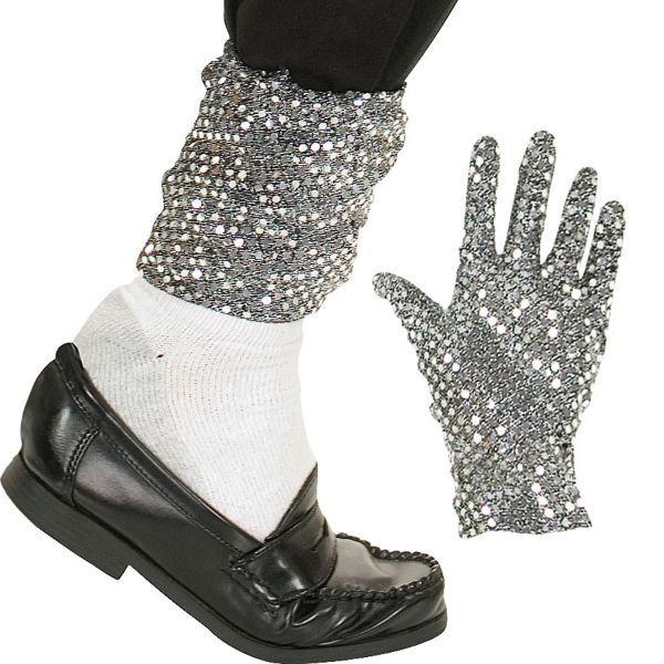 Michael Jackson Glove and Leggings- part of my Halloween costume(;