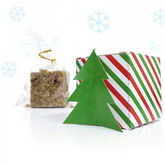 Более 25 лучших и самых популярных идей на тему «Christmas gift - gift box templates free download