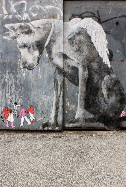 Street Art by Ella & Pitr