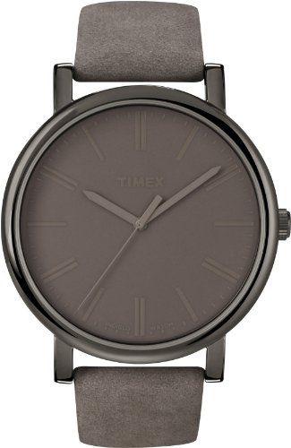 Timex Original - T2N795D7 - Montre Femme - Quartz Analogique - Bracelet Cuir Gris Timex, http://www.amazon.fr/dp/B007ENHJ7S/ref=cm_sw_r_pi_dp_oK0Fsb0V8NQAR
