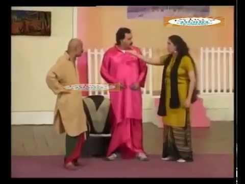 Pakistani Punjabi Comedy Stage Drama Mast Mast Kuri  Full Drama