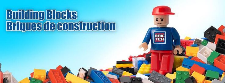 Blocs de construction BrickTek