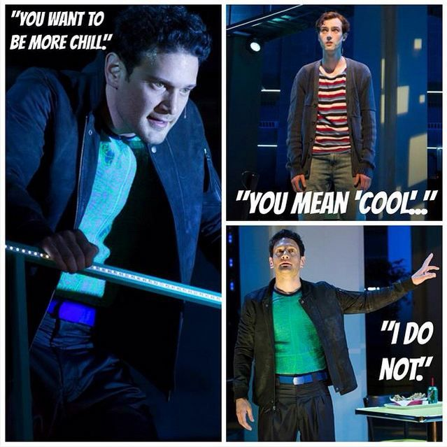 Dear Evan Hansen Quotes Wallpaper Related Image Be More Chill Be More Chill Be More