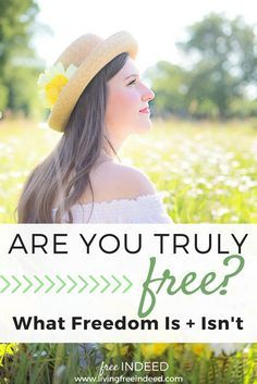 Is freedom our ability to do anything we want? This definition may be in the dictionary, but it does not capture the real essence of freedom. Freedom in Christ | How Jesus Sets You Free | Freedom Definition | Misconceptions about Freedom and the True | How I Am Free in Christ | Bible Verses about Freedom - Free Indeed