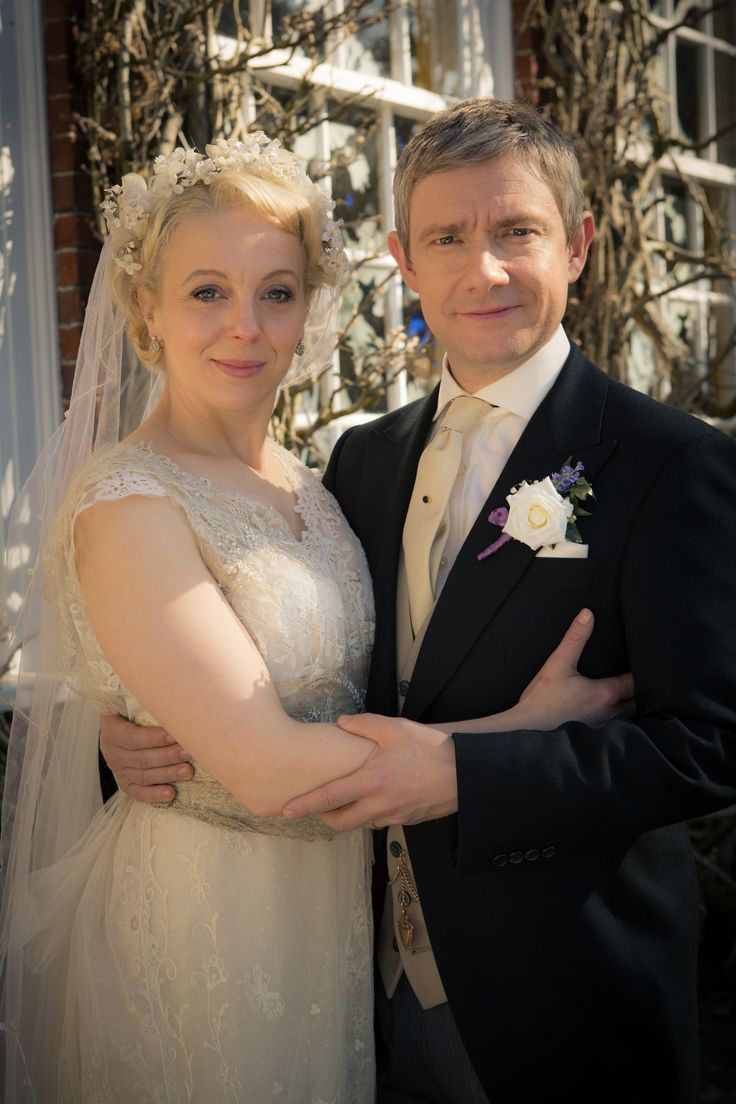 Slight s3 spoilers -- new photos just released for The Sign of Three, courtesy of BBCOne and Radio Times.