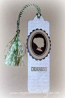 Cameo bookmark: Handmade Bookmarks, Diy Free, Free Printable, Cameo Bookmarks